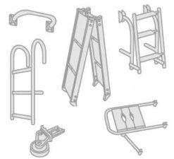 Instrumenti, passerelle – mostici, platforme